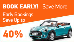 Santorini Car Rental - Book Early Save More