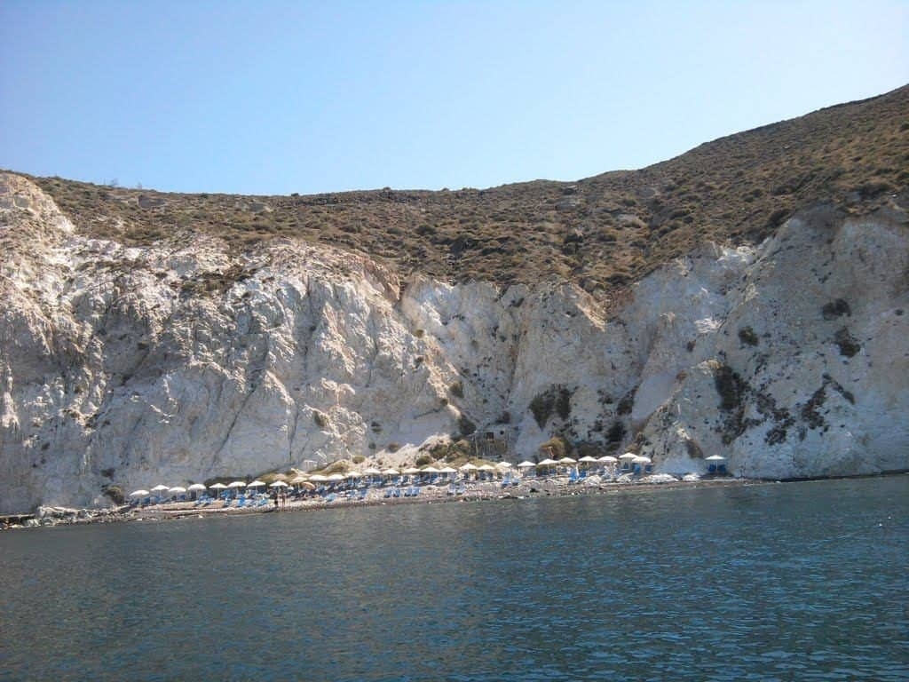 santorini-white-beach