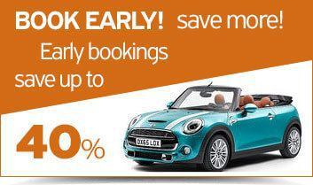 get up to 40% discount for online reservations