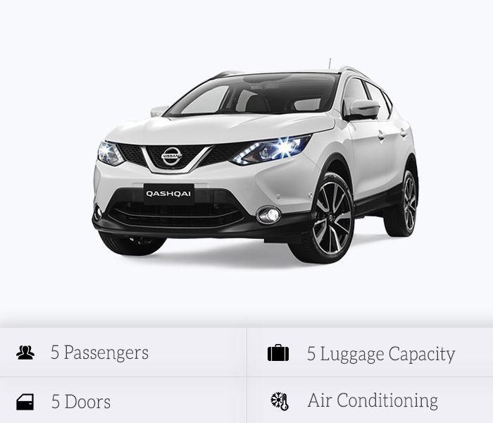 Nissan Qashqai (manual)