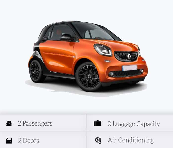 Smart Fortwo (automatic)