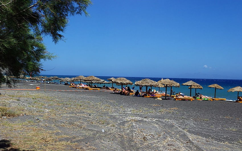 Santorini Perissa Rent a Car
